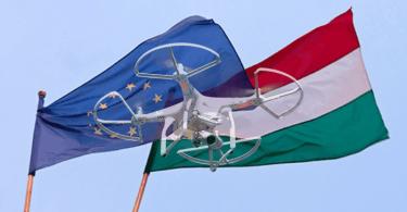 Magyar és EU drónszabályozás