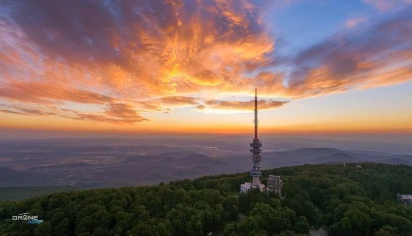 Kékes torony