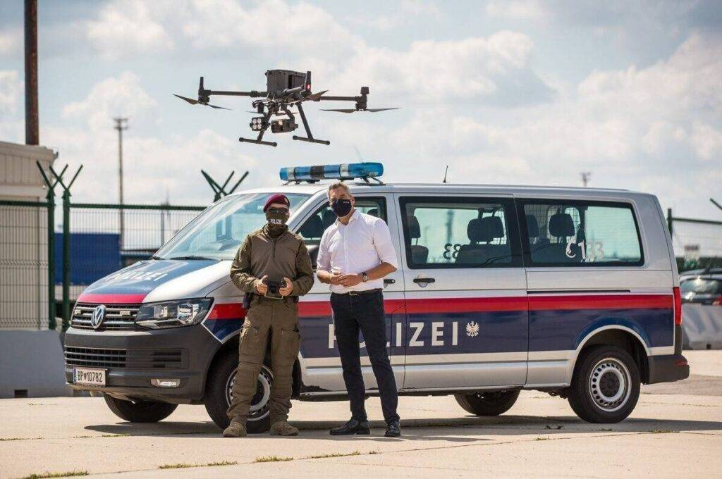 drónos határvédelem