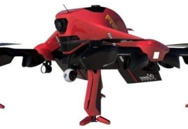 SoninHybrid drón
