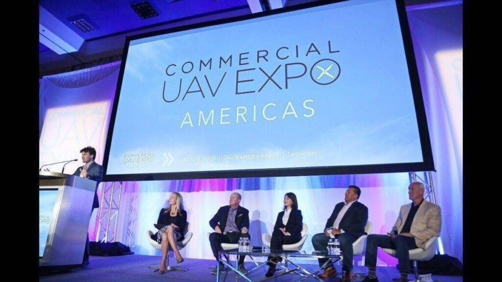 Commercial UAV Expo 2018