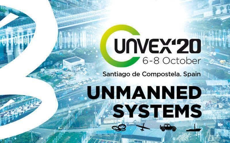 UNVEX drónkiállítás