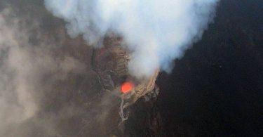 dírón a vulkánban