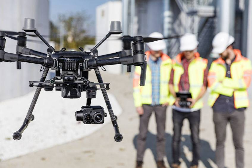 Ipari drónok PwC