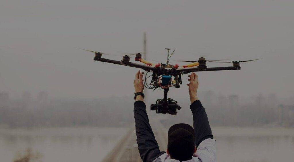 drón operátor