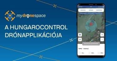 mydronespace app