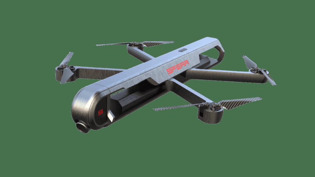 Ninox 40 drón