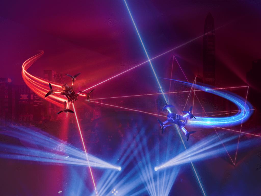 drónversenyzés