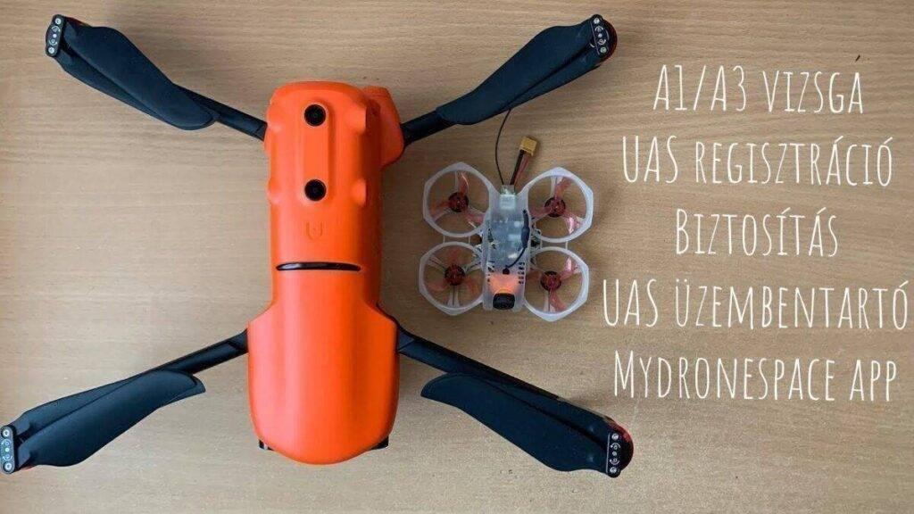 Hogyan regisztráljuk a drónokat? - Drone Hungary