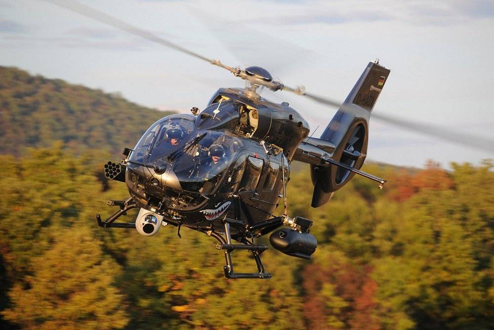 H145M helikopter