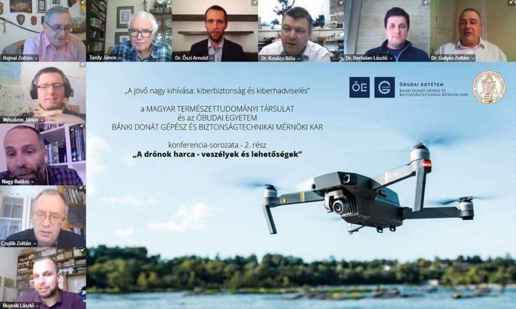 drónkonferencia 20210331