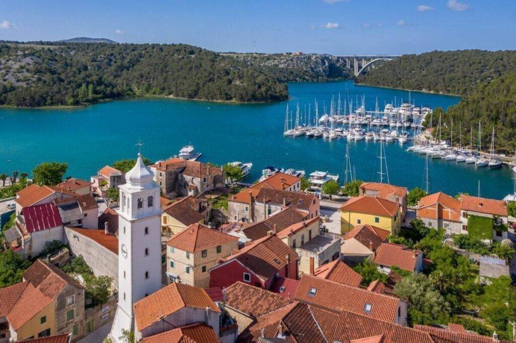 Drónozás Horvátországban 01