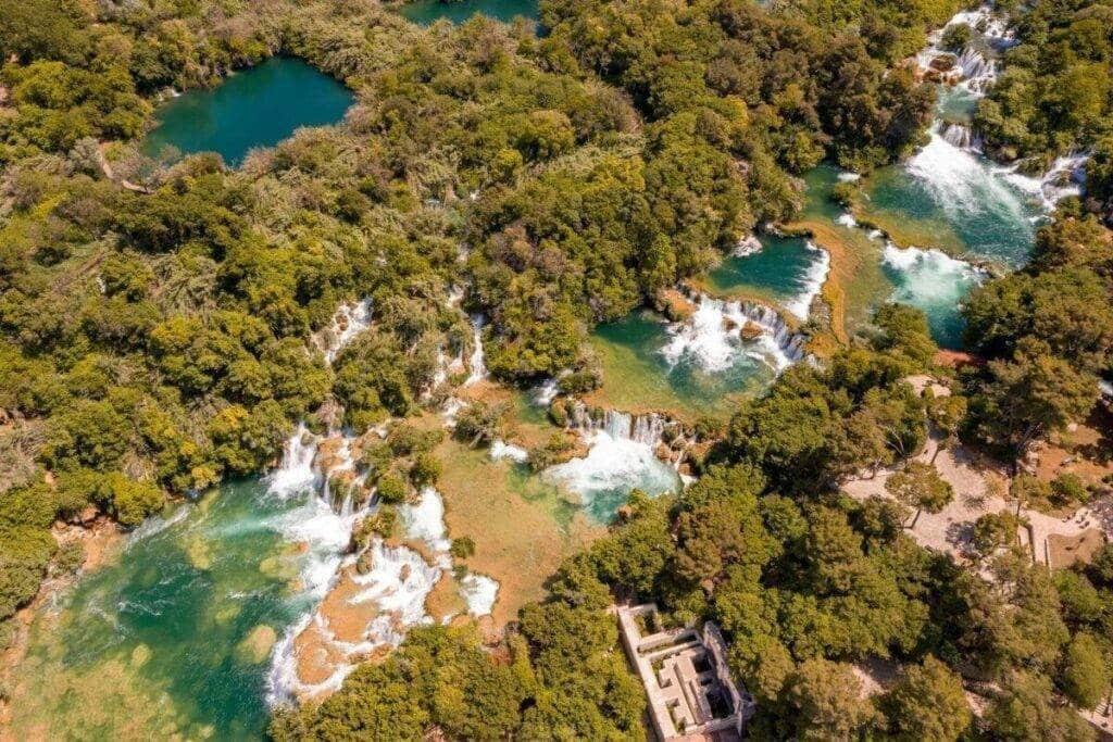 Drónozás Horvátországban 04