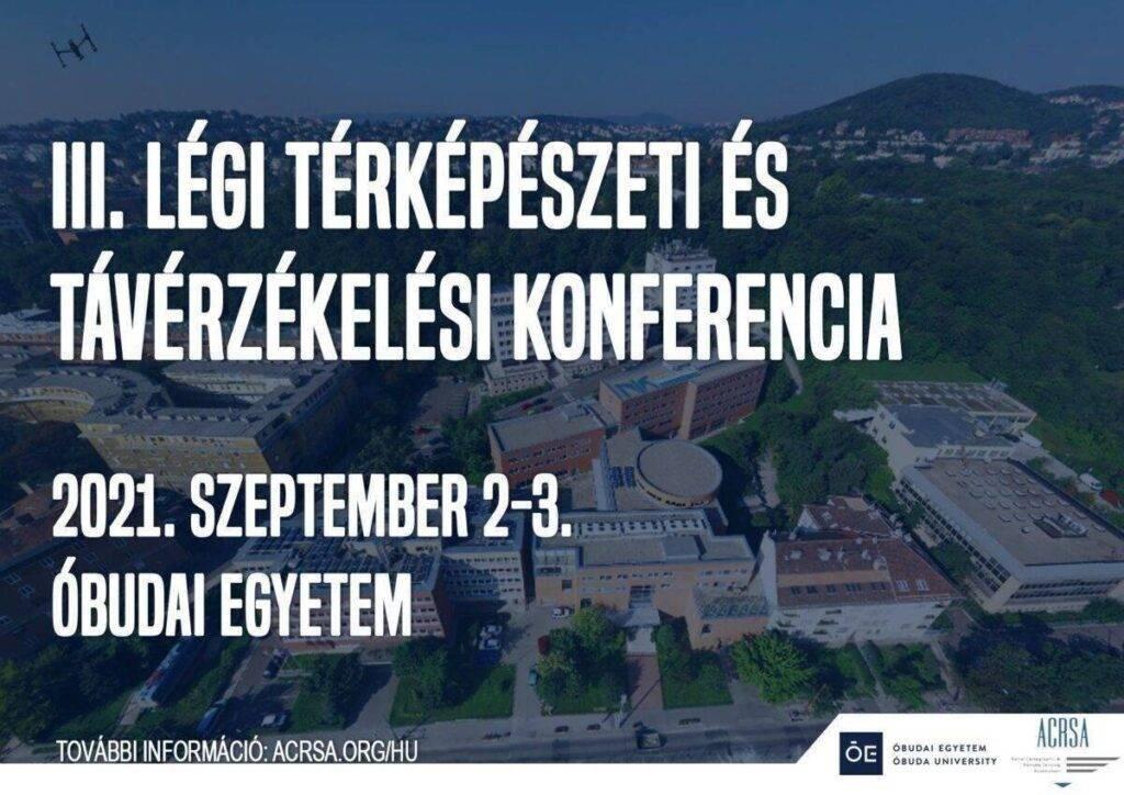 Légi Térképészeti és Távérzékelési Konferencia nyitó