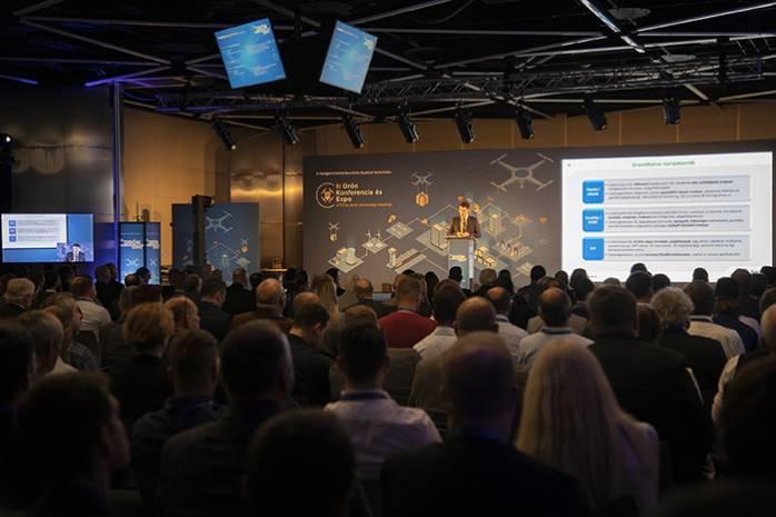HK III. Drón Konferencia