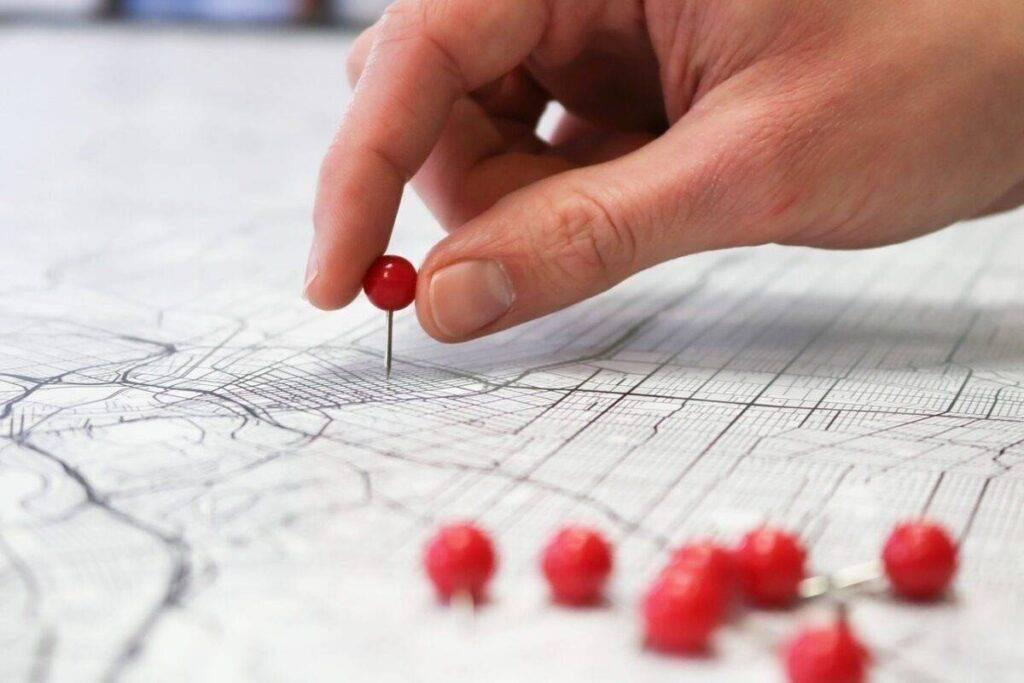 térképészet